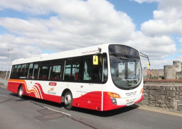 Easter return for city centre bus service in Limerick