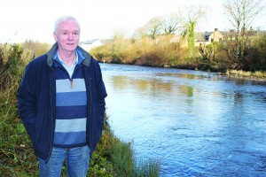 Abbeyfeale anglers battle to clear toxic river weed