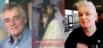Prof. Eoin Devereux on Arias of Consolation by John Liddy