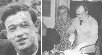 The Late John Johnson Recalls Two Radio legends John Frawley and Walter Stanley