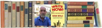Write Now: A Practical Guide to Becoming a Writer – Kieran Beville