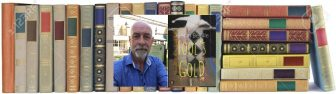 John Liddy Introduces Kieran Beville's Homecoming Book of Poems 'Fool's Gold'.