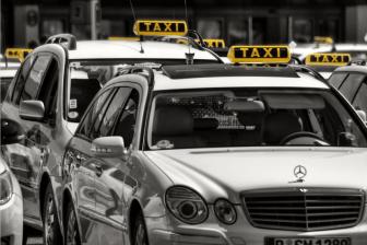Taxi for Elvis by Kieran Beville