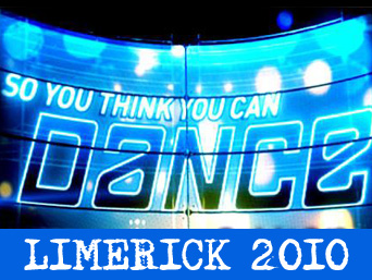 Limerick hosts So You Think You Can Dance