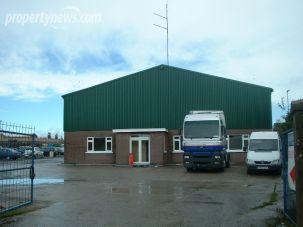 Detached one storey building Ballysimon