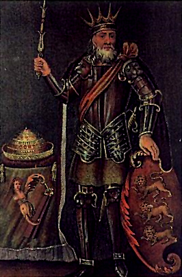 The first and last King of Ireland