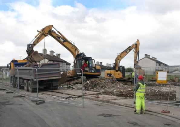 Limerick council approves scheme to progress regeneration work