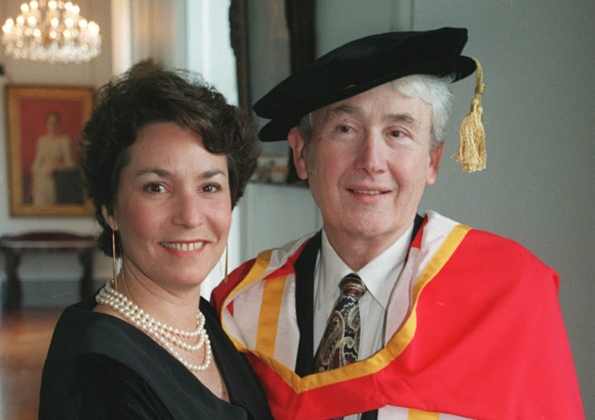 Frank McCourt chair in creative writing launched by the University of Limerick