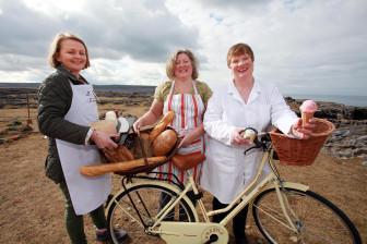 The Burren Food Trail named winner of EDEN award