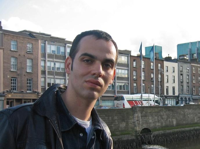 Javier Buron creatives in limerick