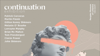 Continuation Exhibition THURSDAY 9TH SEPTEMBER – THURSDAY 7TH OCTOBER