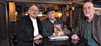 Book Launch Video: Further On Up the Road by Hugh McFadden at The Whitehouse Bar, Limerick
