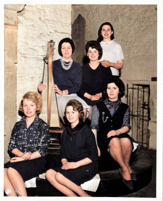 Pioneers in the Development of the Medieval Banquet at Bunratty Castle