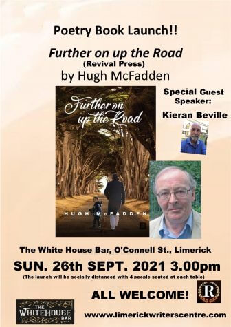 Postponed Book Launch Now Takes Place 'Further On Up the Road'!