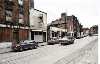 Streets of Limerick: Broad Street 1970s