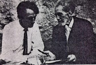 Limerick poet John Liddy remembers Desmond O'Grady and Ezra Pound