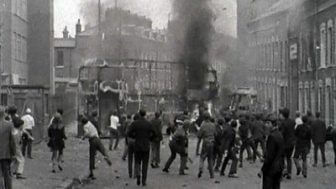 """Limerick-man Kieran Beville, former tutor in the Irish History Department at University College Cork, remembers the start of """"The Troubles"""" in the North of Ireland."""